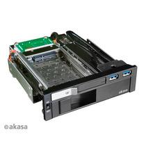 Gaveta Rack Akasa Lockstor M51 Hd 2.5 3.5 Usb 3.0