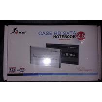 Case Externa Usb 2.0 P/ Hd 2,5 Sata Na Caixa 100% Qualidade