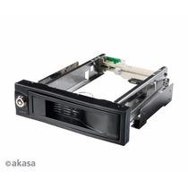 Gaveta Rack Hd 3.5 Sata Lockstor M52 Baia 5.25 Akasa