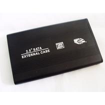 Case Hd Externo Hdd Sata 2.5 Ssd Usb 3.0 Facil Configuração