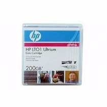 C7971a Hp Lto1 Ultrium 200gb Novo Lacrado Original Hp
