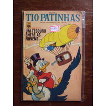 Gibi Tio Patinhas Nº 148 De 1977