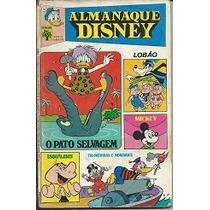 Almanaque Disney N. 58 - Março De 1976