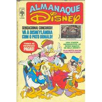 Almanaque Disney Nº 171 - 1985