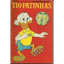 Almanaque Tio Patinhas 58 (maio 1970) Rara/original
