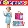 Cinderela Kit Fantasia Infantil P Rubies Disney