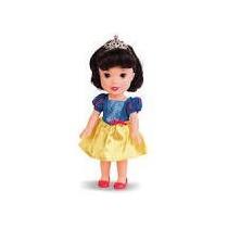 Boneca Branca De Neve Mimo Disney33 Cm