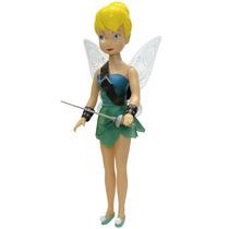 Boneca Tinker Bell Pirates Disney Brinquedo Menina
