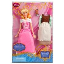 Boneca Princesa Cinderela Que Canta - Original Disney