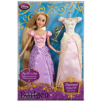 Boneca Princesa Rapunzel Disney Store Original Que Canta 30c