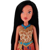 Hasbro Boneca Disney Princess Royal Shimmer Pocahontas