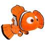 Nemo Pelúcia Original Disney De Procurando Nemo 60cms