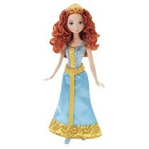 Boneca Princesa Brilho Mágico - Merida - Mattel
