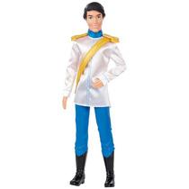 Princesas Disney Príncipe Da Ariel - Eric - Original Mattel