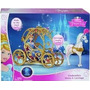 Carruagem Da Cinderela Disney Princess Movie - Mattel