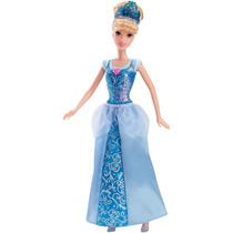 Boneca Princesa Brilho Mágico - Cinderela - Mattel