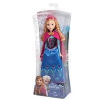 Boneca Anna - Frozen - Mattel Disney Elsa Barbie