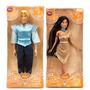 Bonecas Disney Pocahontas E Capitao John Smith No Brasil
