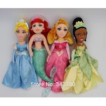 Pelucia Princesas Disney A Pronta Entrega Preço Unitário