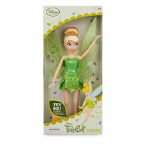 Boneca Tinker Bell Disney Sininho Fadas Classic Barbie