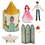 Kit Disney Ariel - Pequena Sereia Original Castelo P Entrega