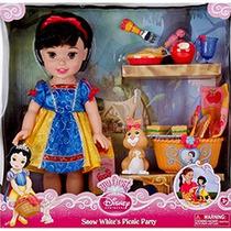 Boneca Minha Primeira Princesa Disney Branca De Neve