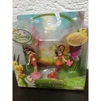 Boneca Mini Fadas -tinkerbell -original Disney-12x Sem Juros