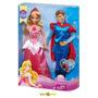Boneca Bella Adormecida E Phillip Mattel - Disney