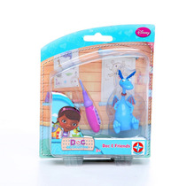 Doutora Brinquedos E Amigos Dragão 2 Acessórios - Estrela