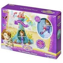 Disney Junior Princesinha Sofia No Fundo Do Mar - Mattel