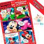 Arte Convite Aniversário Infantil Minnie Disney Criança