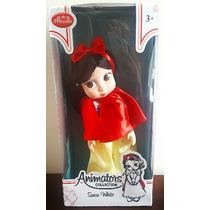 Boneca Branca De Neve Disney Animator Original 30cm