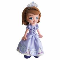 Boneca Princesa Sofia Encantada Musical 45 Cm - Multibrink