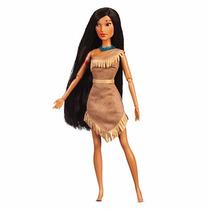 Boneca Princesa Pocahontas Original Disney 28cms