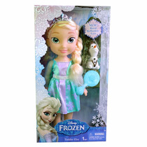 Boneca Princesa Elsa - 37 Cm - Disney Frozen - Sunny
