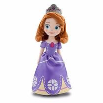 Boneca De Veludo Princesinha Sofia