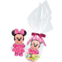 Boneca Minnie Mouse Dieney Ovo Brinquedo