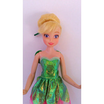 Disney Boneca Sininho Original Tinkerbell ,fada ,