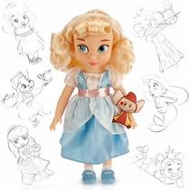 Boneca Cinderela Animators Original Disney Store