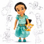 Boneca Jasmine Animators Disney Store