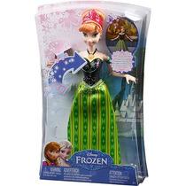 Boneca Anna Frozen Musical Mattel