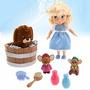 Boneca Cinderella Mini Animator Original Disney Store