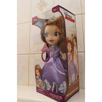 Boneca Princesa Sofia,original Loja Disney P/entrega