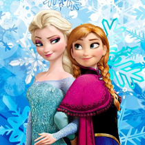 Bonecas Anna Elsa Filme Frozen Disney Pronta Entrega
