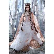 Barbie Lady Of The White Woods Bill Greening 2013 Mattel Cgk