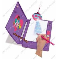 Doutora Brinquedos Diário Secreto Eletrônico- Disney - New