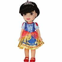 Boneca 35cm Minha Primeira Princesa Branca De Neve Mimo