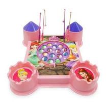 Jogo Pega Peixe Infantil Princesas - Disney Toyng