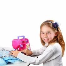 Maquina De Costura Infantil Princesas Multikids Disney