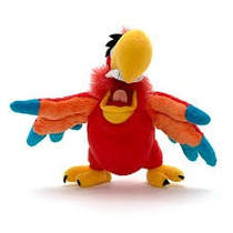 Iago De Plush Do Filme Aladim Da Disney